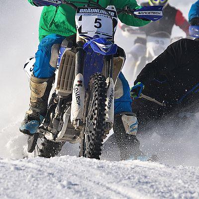 Skijoering Gosau 2018