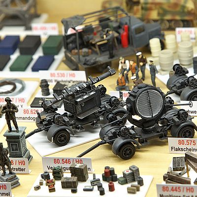 Modelbaumesse Wels 2018